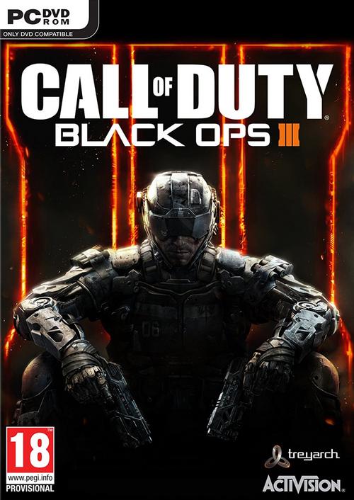 Call of Duty (COD): Black Ops III 3 (PC, Steam)