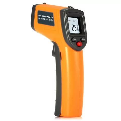 Termometro laser con LCD solo 4.4€