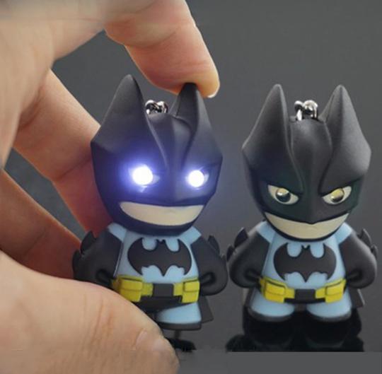 Llavero Linterna Batman