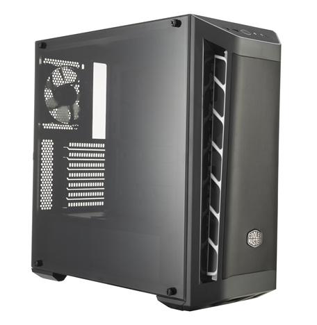 CoolPC Black VII   R5 2600 / RTX2060 6Gb / 16GB DDR4 3200Mhz / SSD 240Gb + 1Tb HDD / B450