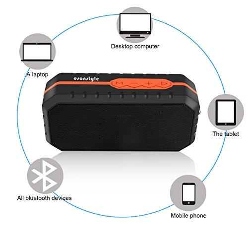 Altavoz Bluetooth Esonstyle