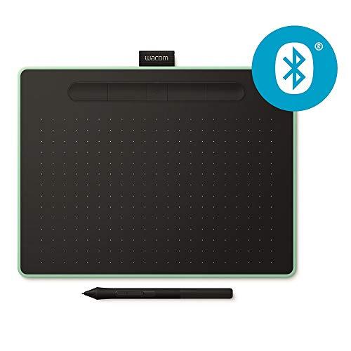 Wacom Intuos M Tableta Gráfica Bluetooth Pistacho - Tableta Gráfica Inalámbrica