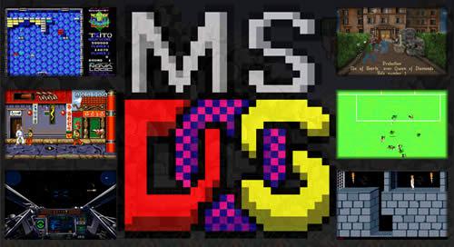 Muchos más juegos tipo MS-Dos y simuladores