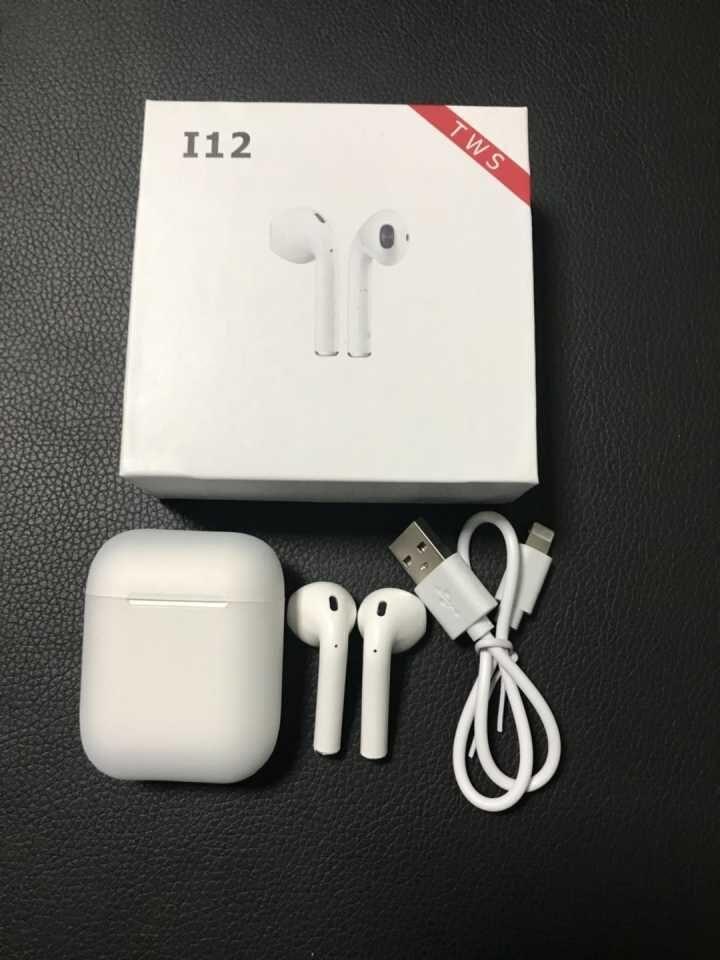 I12 tws auricular Bluetooth inalámbrico
