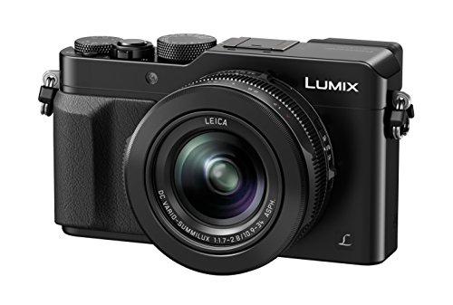 Panasonic Lumix DMC-LX100EGK - Cámara Digital compacta de 12.8 MP