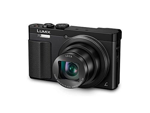 Panasonic Lumix DMC-TZ70EG-K - Cámara compacta de 12.1 MP (Zoom óptico de 30x, estabilizador óptico, Vídeo Full HD, WiFi)