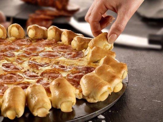 Familiar Masa Cheesy pops por 13€ (Jueves) y 16€ los demás en Pizza hut a domicilio
