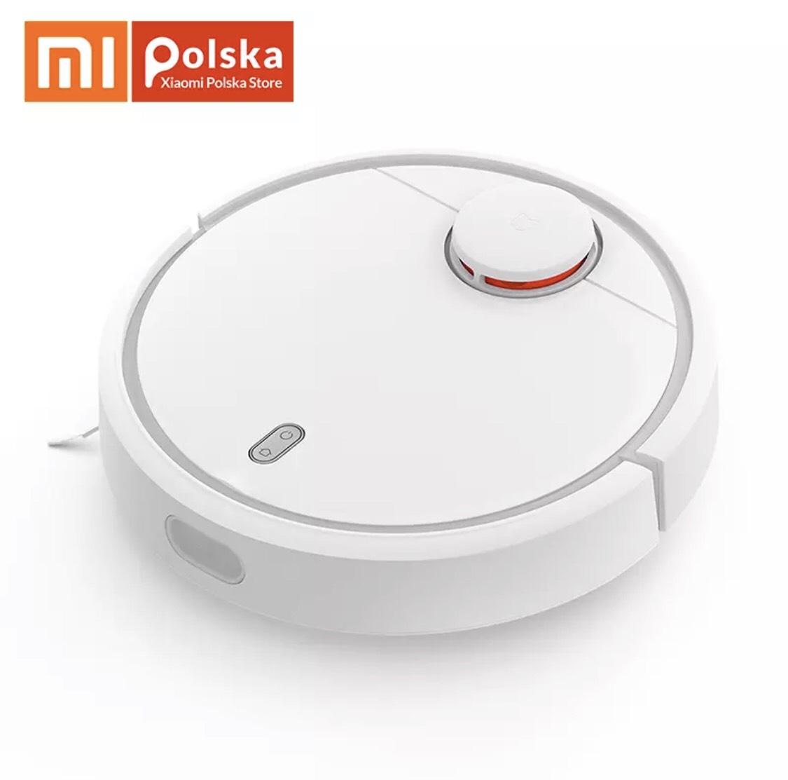 Xiaomi vacuum desde Polonia