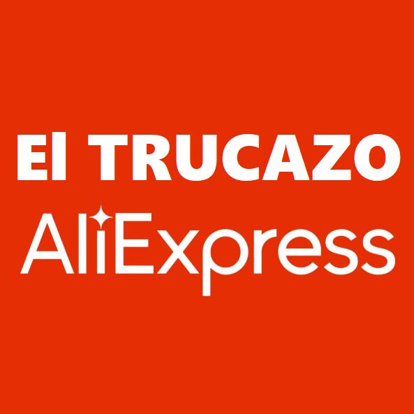 El TRUCAZO de Aliexpress: Cupon de cuenta + texto en la Web