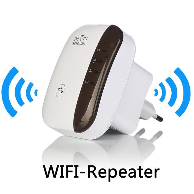 Wireless WiFi Amplificador de La Señal 802.11N/B/G Gama 300 Mbps