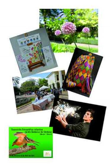 CÓRDOBA: Jardín Botánico (Entrada gratis el domingo 31 de marzo)