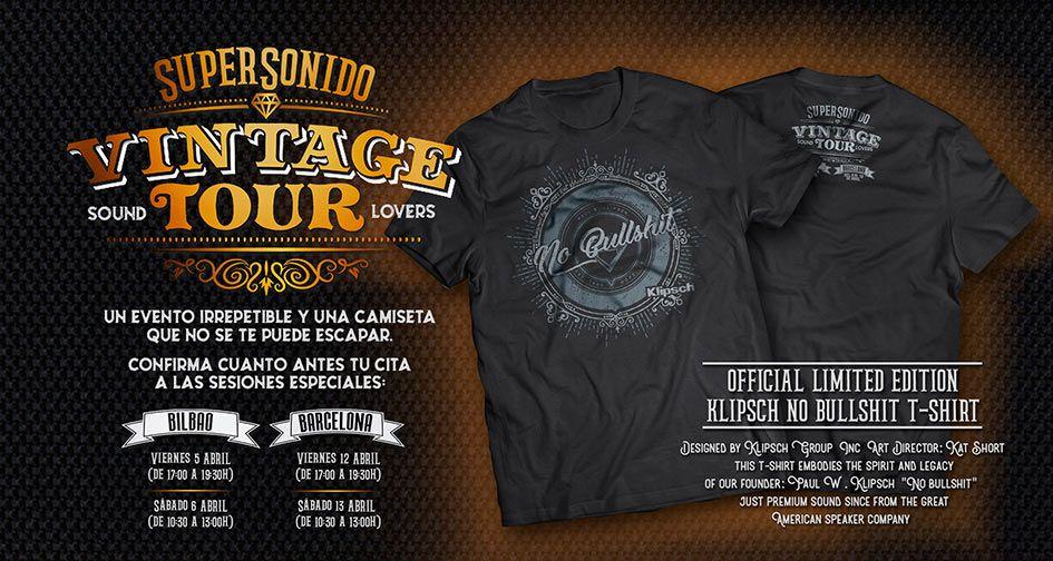 SuperSonido Vintage Tour