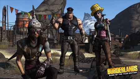 Borderlands:GOTY PC GRATIS para los que tengan el juego original