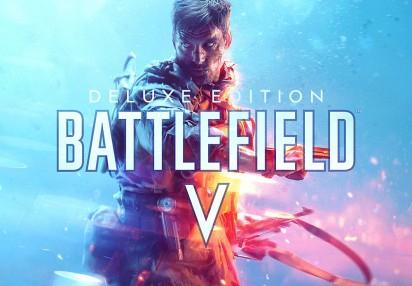 Actualización Battlefield V Deluxe Edition para PS4 (Solo si tienes el juego normal)