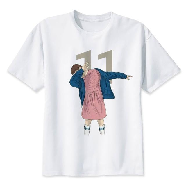 Camisetas de Stranger Things varios diseños