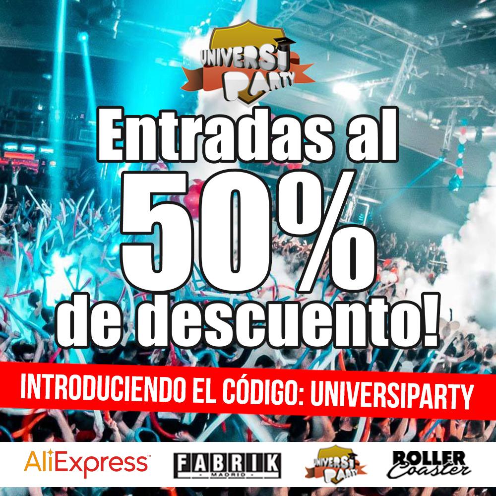 Entradas festival Reggaeton Clásico en Fabrik a mitad de precio