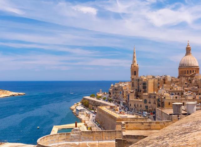 Vuelos a Malta desde 19€ ida y vuelta