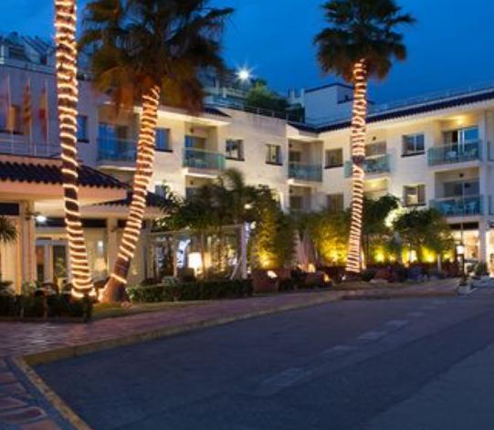 Hotel 4* en Sitges 15€/p la noche