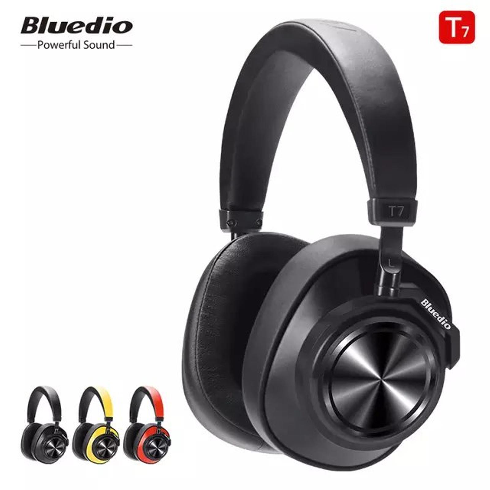 Bluedio T7 (nuevo modelo a precio mínimo histórico - varios cupones + ios)