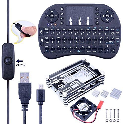 Kit accesorios para Raspberry Pi 3 solo 18,99€
