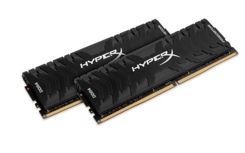 Kingston HyperX Predator 16GB (2x8GB) 3200 Mhz (PC4-25600) CL16 - Memoria DDR4