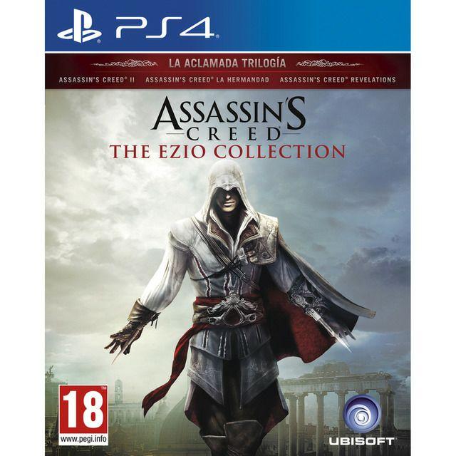 The Ezio Collection PS4 (fnac Alicante)