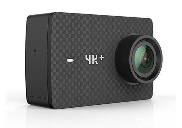 YI 4 K + (Plus) cámara de Acción Edición Internacional