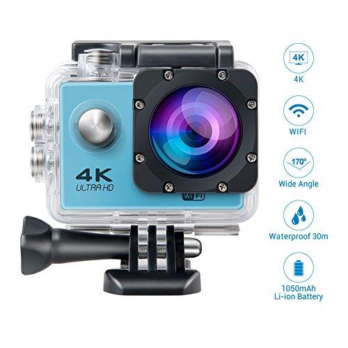 Topjoy F60 4K Ultra HD cámara deportiva