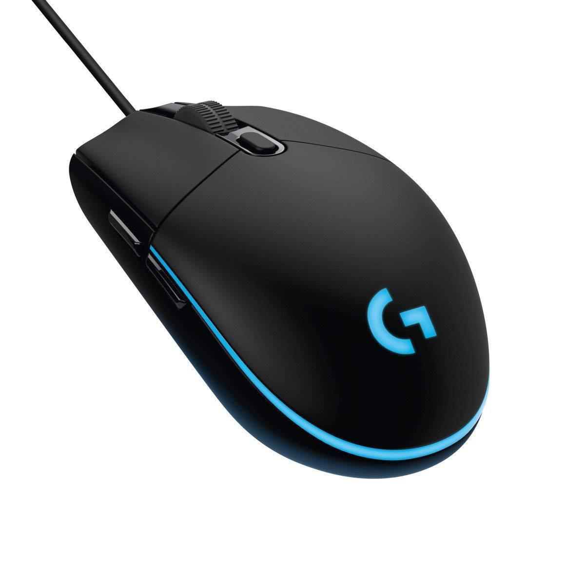 Logitech G203 Prodigy, Ratón óptico para Gaming con Cable