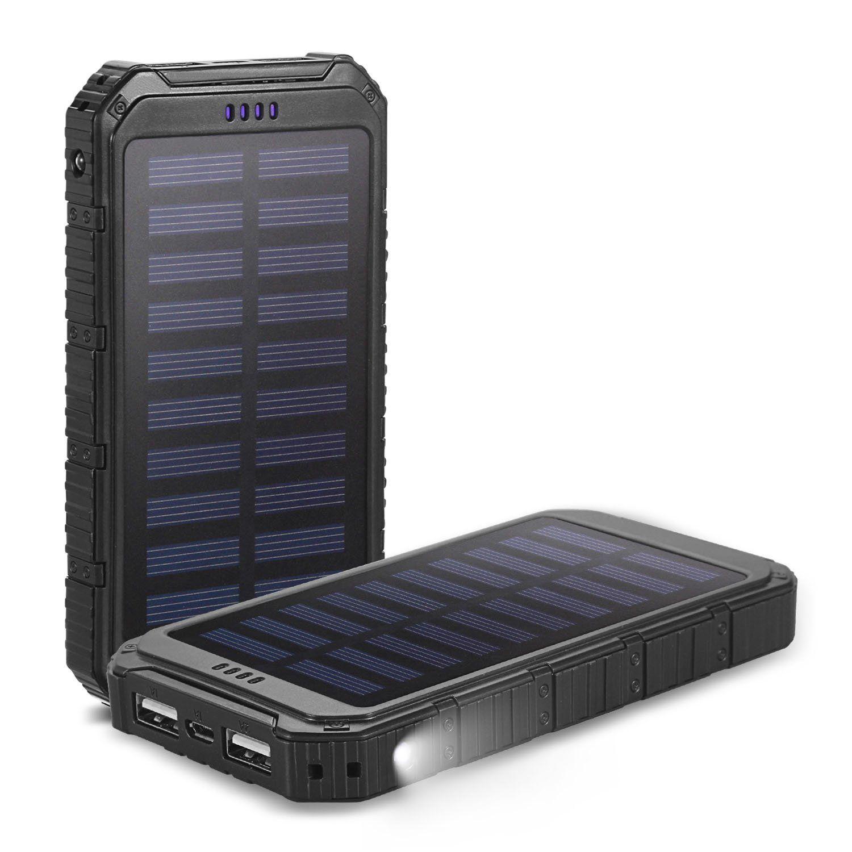 Batería Solar 10.000 mAh