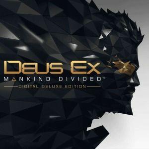 Deus Ex: Mankind Divided - Edición digital de lujo