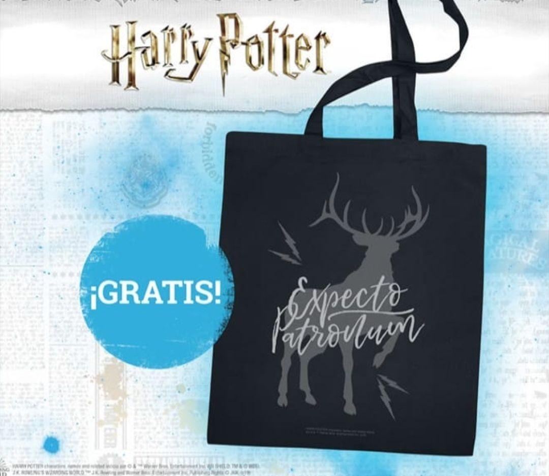 Bolso de regalo con 30€ de compra Harry Potter EMP