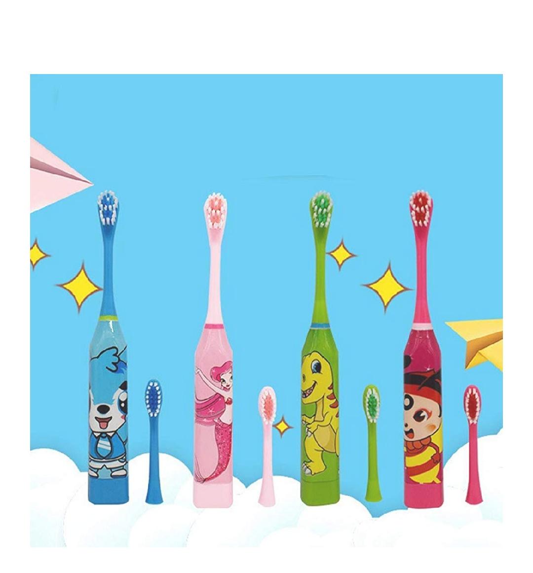 Cepillo eléctrico para nen@s