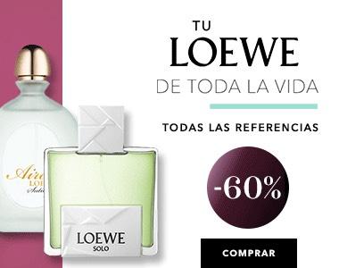 Perfumes y colonias Loewe al 60% dcto en Douglas