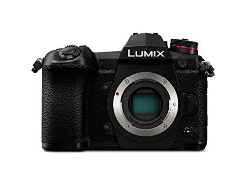 Panasonic Lumix DC-G9EC-K - Cámara 20.3 MP, 4K/6K, F2.8-4.0 12-6, solo cuerpo