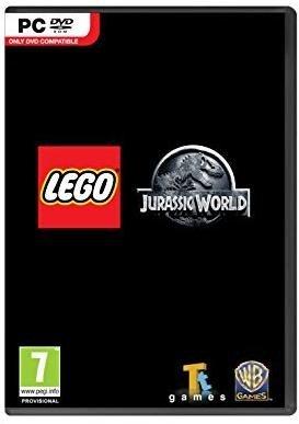 PC: Lego Jurassic World (Activación en Steam)