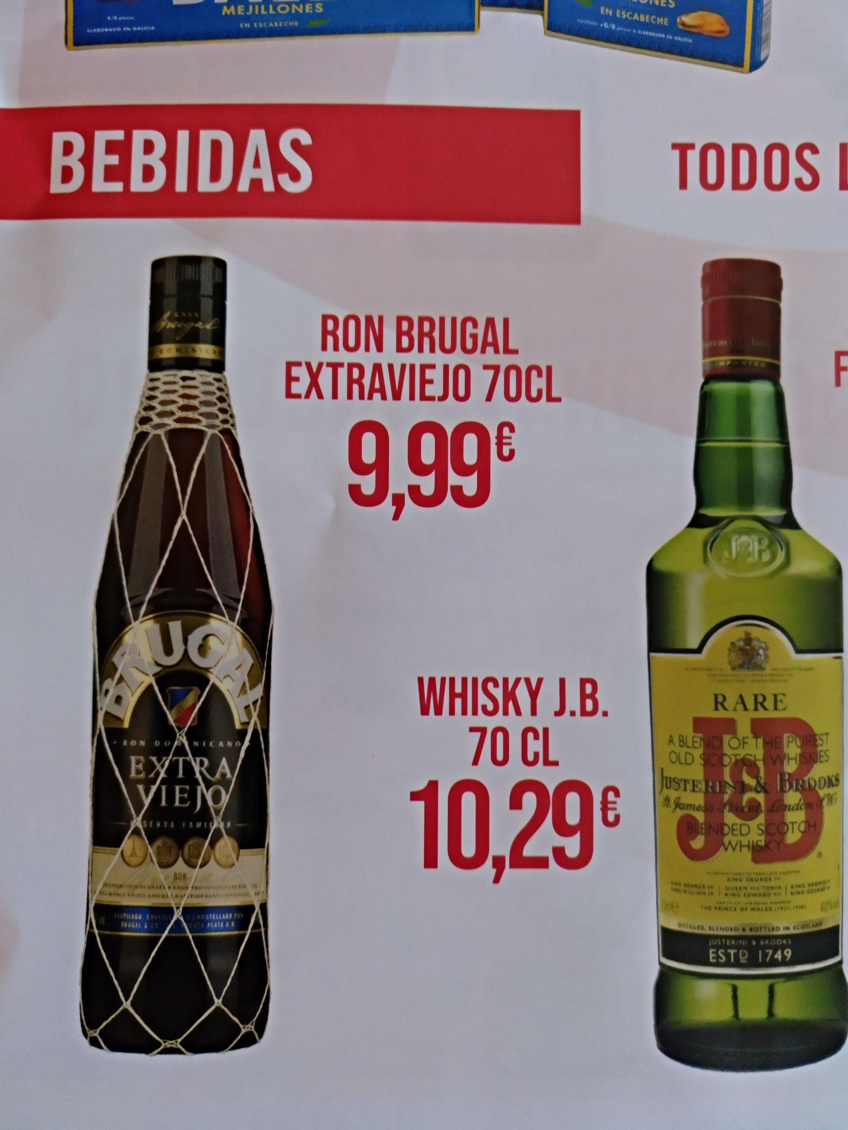 Alcohol bueno, bonito y barato