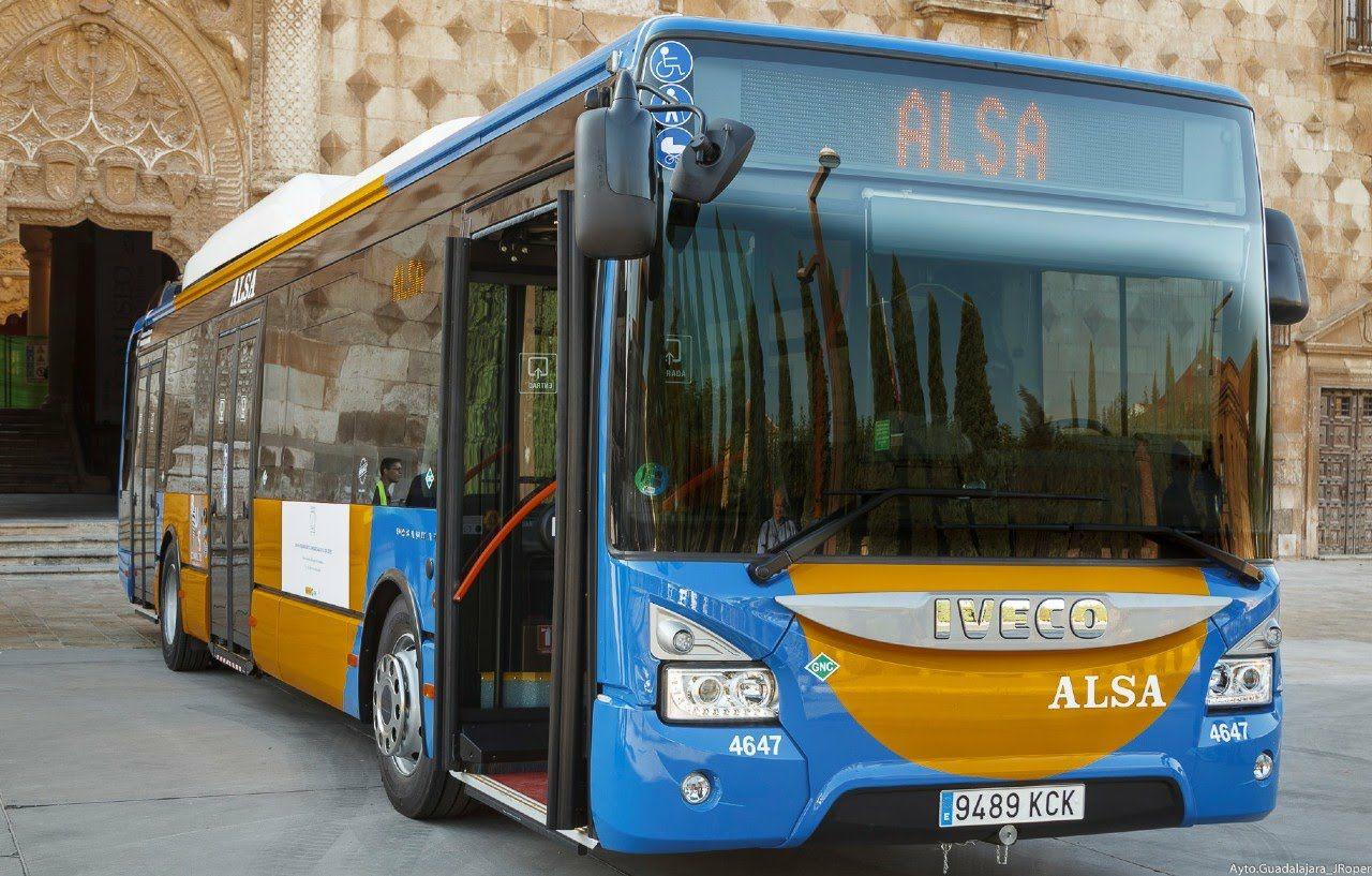 Viajes autobús búho Gratis (Guadalajara)