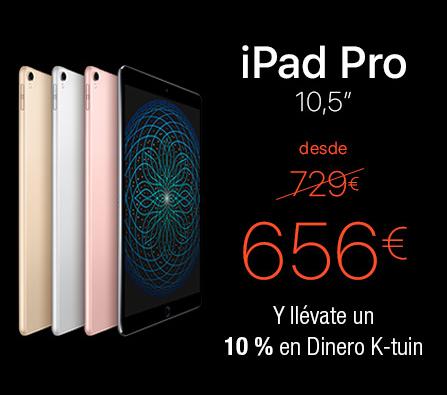 iPad Pro en Ktuin
