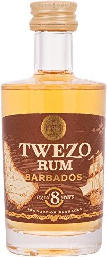 Ron Twezo 8 Años de Barbados 1/2 L (Producto Plus)