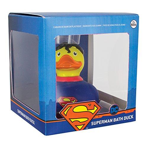 Patos de baño con licencia DC Comics