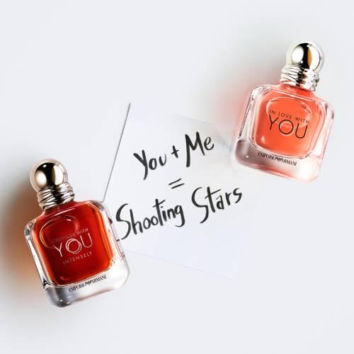 Muestra gratis a domicilio del perfume You de Giorgio Armani