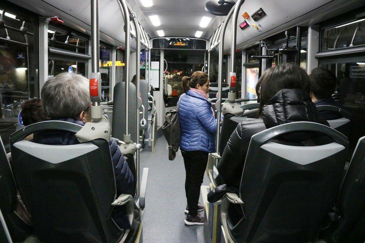 Transporte público gratis para el acompañante de personas con discapacidad en Sabadell