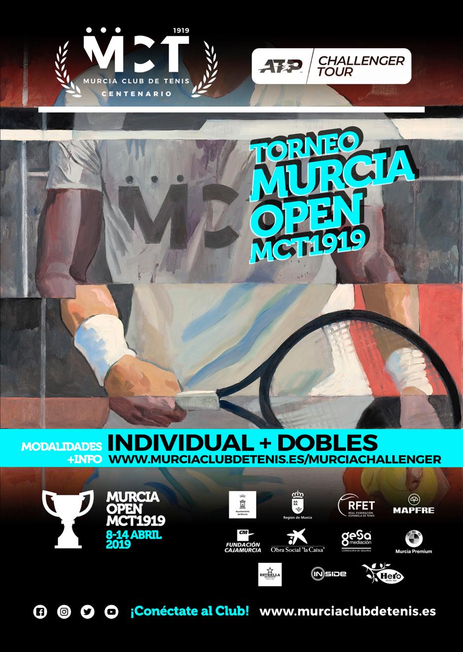 Entrada Gratuita Tenis  I Atp Challenger Murcia