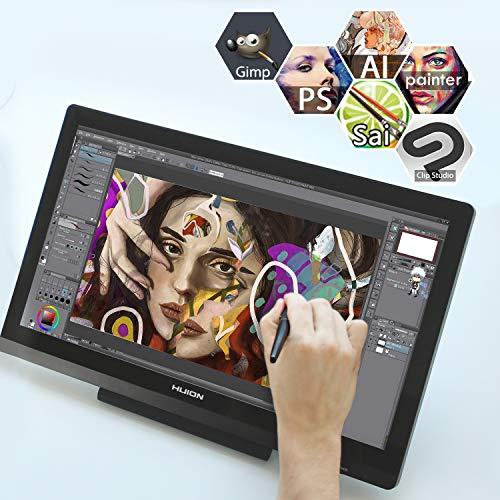 Tableta Digital IPS HUION KAMVAS GT-191 V2