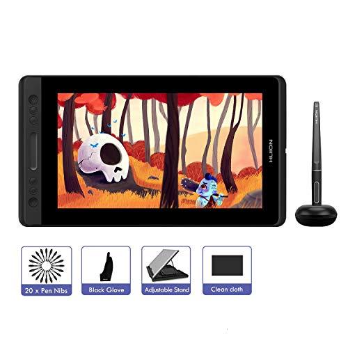 "Tableta Digital IPS HUION KAMVAS PRO 13"" (GT133)"