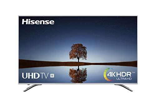 TV 43 Hisense 4k con diseño chulo.