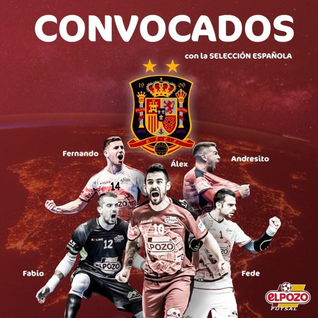 Entrada GRATUITA España-Guatemala Fútbol Sala Murcia