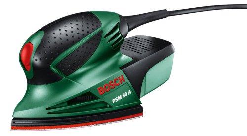 Bosch PSM 80A - Multilijadora - 3 hojas de lija RedWood