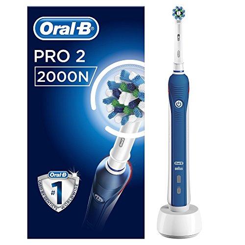 Oral-B PRO 2 2000N + cabezal de recambio